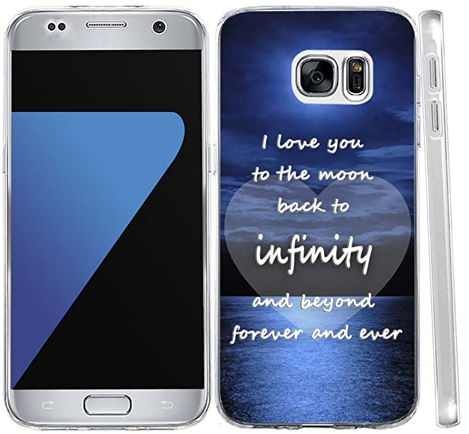 Galaxy Quotes | Amazon Com S6 Case Quotes About Love Cover For Samsung Galaxy S6