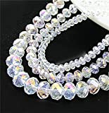 Bingcute Wholesale 5040 Crystal Rondelle AB Beads
