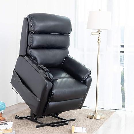 Awesome Amazon Com Irene House Dual Motor Lays Flat Electric Machost Co Dining Chair Design Ideas Machostcouk