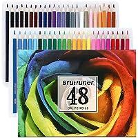 E T EASYTAO Lapices 48 De Colores Profesionales Creative Colores,Lápices de Colores Prismacolor Madera Caja, Lápiz 2B…