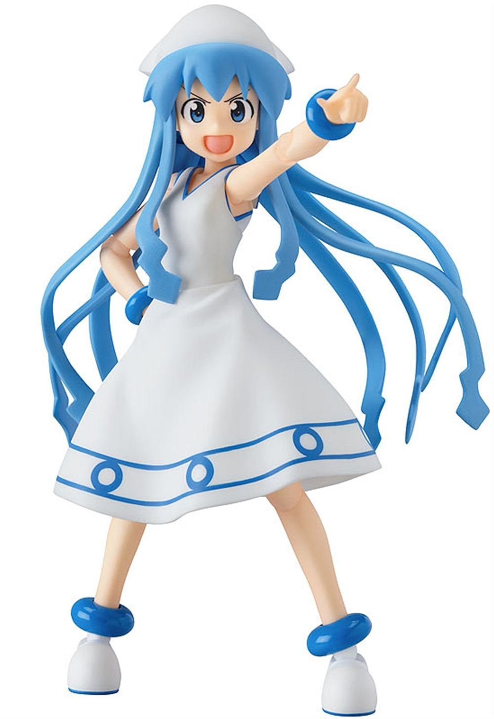 Max Factory Squid Girl Ika Musume Figma Action Figure