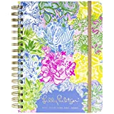"$30 » Lilly Pulitzer Large Aug 2019 - Dec 2020 17 Month Hardcover Agenda, 8.88"" x 6.75"" Personal Planner with Monthly & Weekly Spreads"