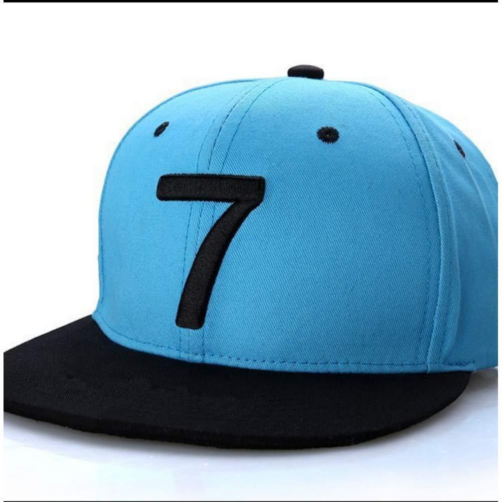 FHSOHG Nuevo Negro Azul Gorras de béisbol Hip Hop Deportes Fútbol ...