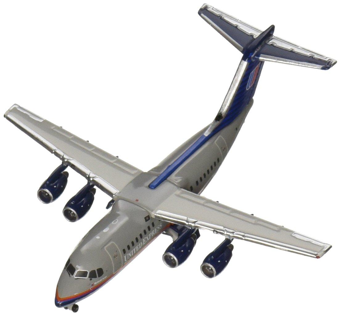Daron Worldwide Trading GJ761 Zwillinge United Express BAE146 1/400