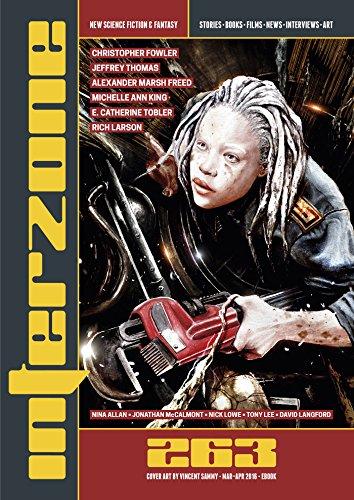 Interzone #263 (Mar-Apr 2016) (Science Fiction & Fantasy Magazine)