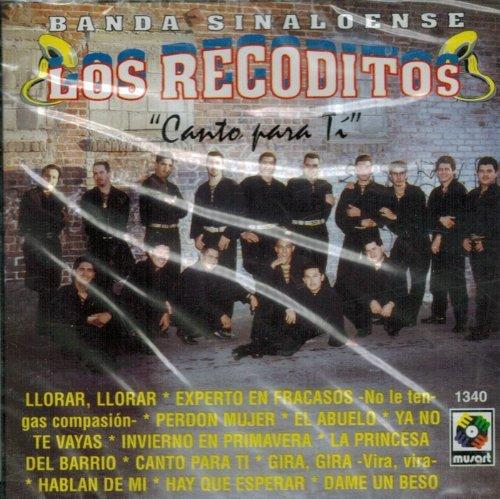 Max 57% OFF Banda Sinaloense Los Recoditos Canto Cdp-1340 Ti Now free shipping Para