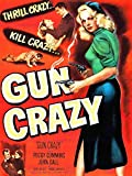ADVERTISEMENT FILM GUN CRAZY CUMMINS LEWIS NOIR 50S ART PRINT POSTER BB7261