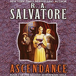 Ascendance Audiobook