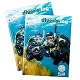 Padi Diver's Log Book English (2 Pack) - 70048