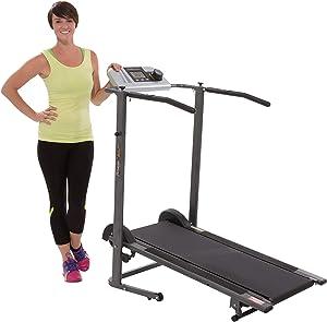 Fitness Reality TR3000 Maximum Weight Capacity Manual Treadmill