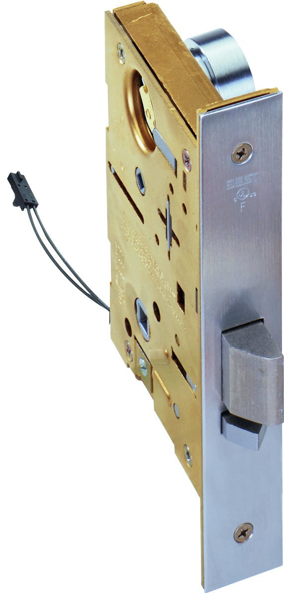 2 2 Stanley Security Solution 45HCADEU24V Stanley Best 45HCADEU 24V Standard Mortise Lock Body