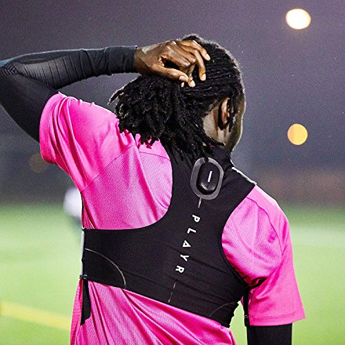 C Catapult PLAYR - Soccer GPS Tracker Vest and App - Track and