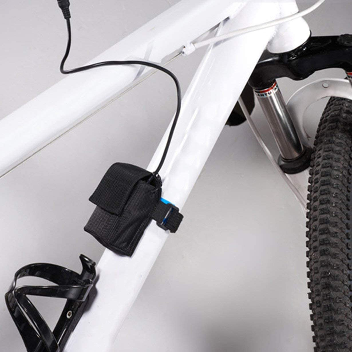 Batería recargable a prueba de agua con 6400mAh 4x18650 Para la luz para bicicle