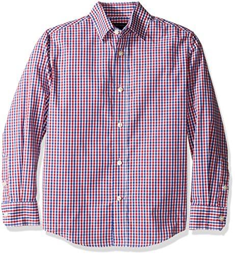 Tommy Hilfiger Alternating Gingham Shirt