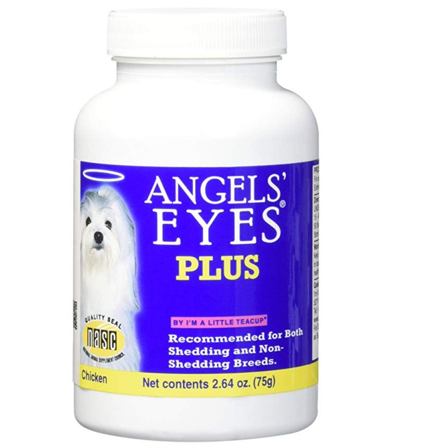(3 Pack) Angel Eye's Plus Tear Stain Powder