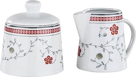 gepo lana Azucarero & lechera Porcelana: Gepolana: Amazon.es: Hogar