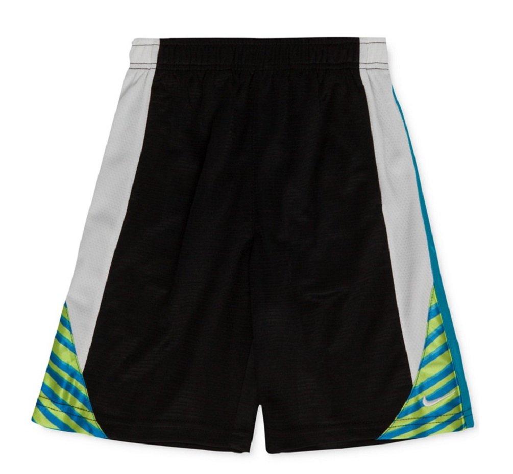 Nike Little Boys' Pieced Avalanche Shorts Black (4)