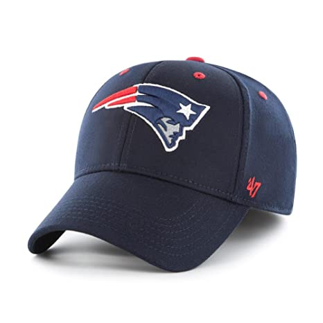 5e463ee1889 Amazon.com    47 Kickoff Brand Contender New England Patriots Fitted Hat    Sports   Outdoors