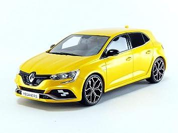 Megane Rs 2017 >> Amazon Com Renault Megane Rs 2017 Resin Model Car Toys