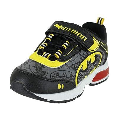 Amazon.com: Disney, bebé Batman iluminado: Shoes