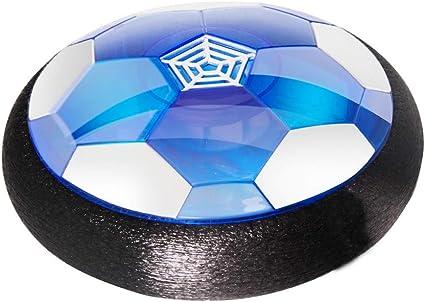 TIREOW - Balón de fútbol flotante para interior con luz LED y ...