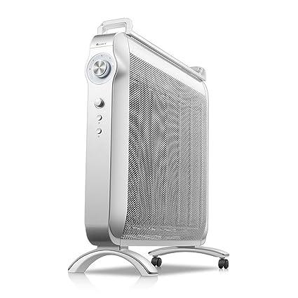 QFFL calentador radiador eléctrico de ahorro de energía estufa asada caliente película eléctrica de silicio silencioso