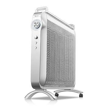 ZZHF Calentador radiador eléctrico de Ahorro de energía Estufa Asada Caliente película eléctrica de silicio silencioso 742 * 312 mm disipador de Calor: ...