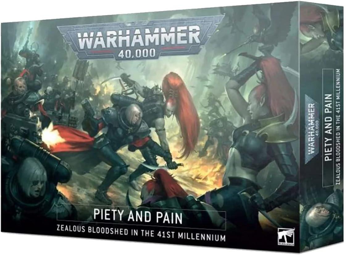 Games Workshop - Warhammer 40,000: Piety and Pain