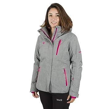 Izas Saskat Chaqueta de Ski, Mujer: Amazon.es: Deportes y ...