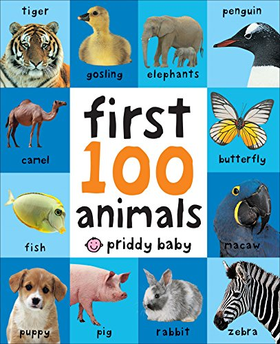 Builder Basic Vocabulary (First 100 Animals)