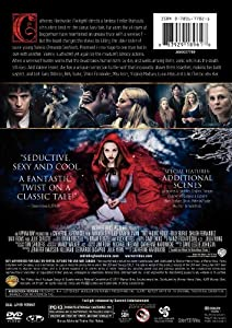 Red Riding Hood from Warner Bros. Pictures