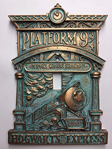 Hogwarts Light Switch Cover