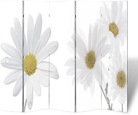 Este separador de ambientes decorativos es ideal como privacidad o al Departamento de nichos más peq