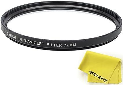 Amazon com : BRENDAZ UV Protector Filter + Lens Cloth