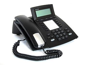 AGFEO teléfono de mesa ST40 IP negro: Amazon.es: Electrónica