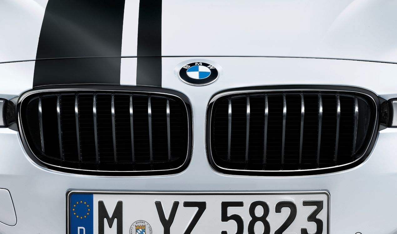 BMW M Performance Genuine Front Left Kidney Grille Black F30/F31 51 71 2 240 775