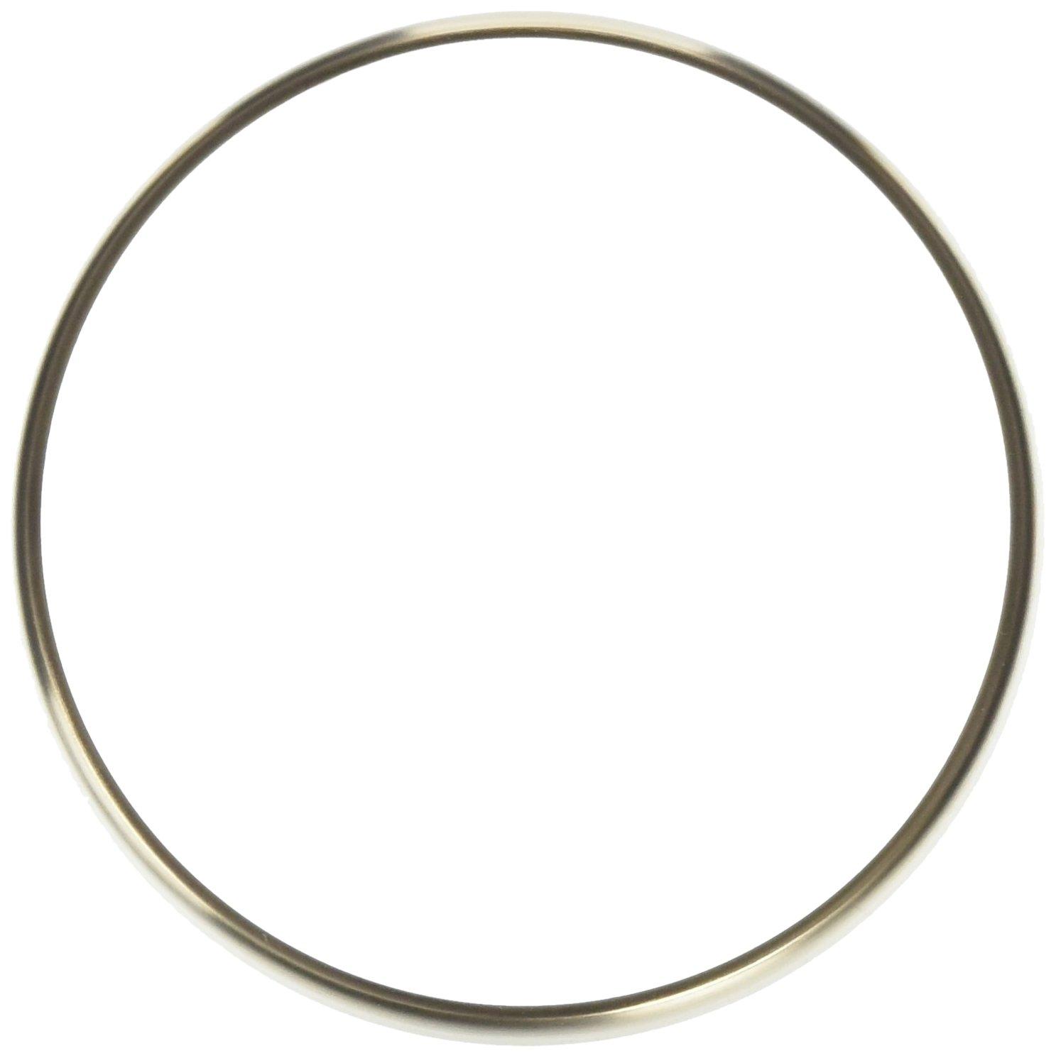 Steamist 9355-BB Trim Ring for Chroma Sense Light, Brushed Bronze
