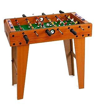 C.Mesa Futbolin 62x69x37: Amazon.es: Juguetes y juegos