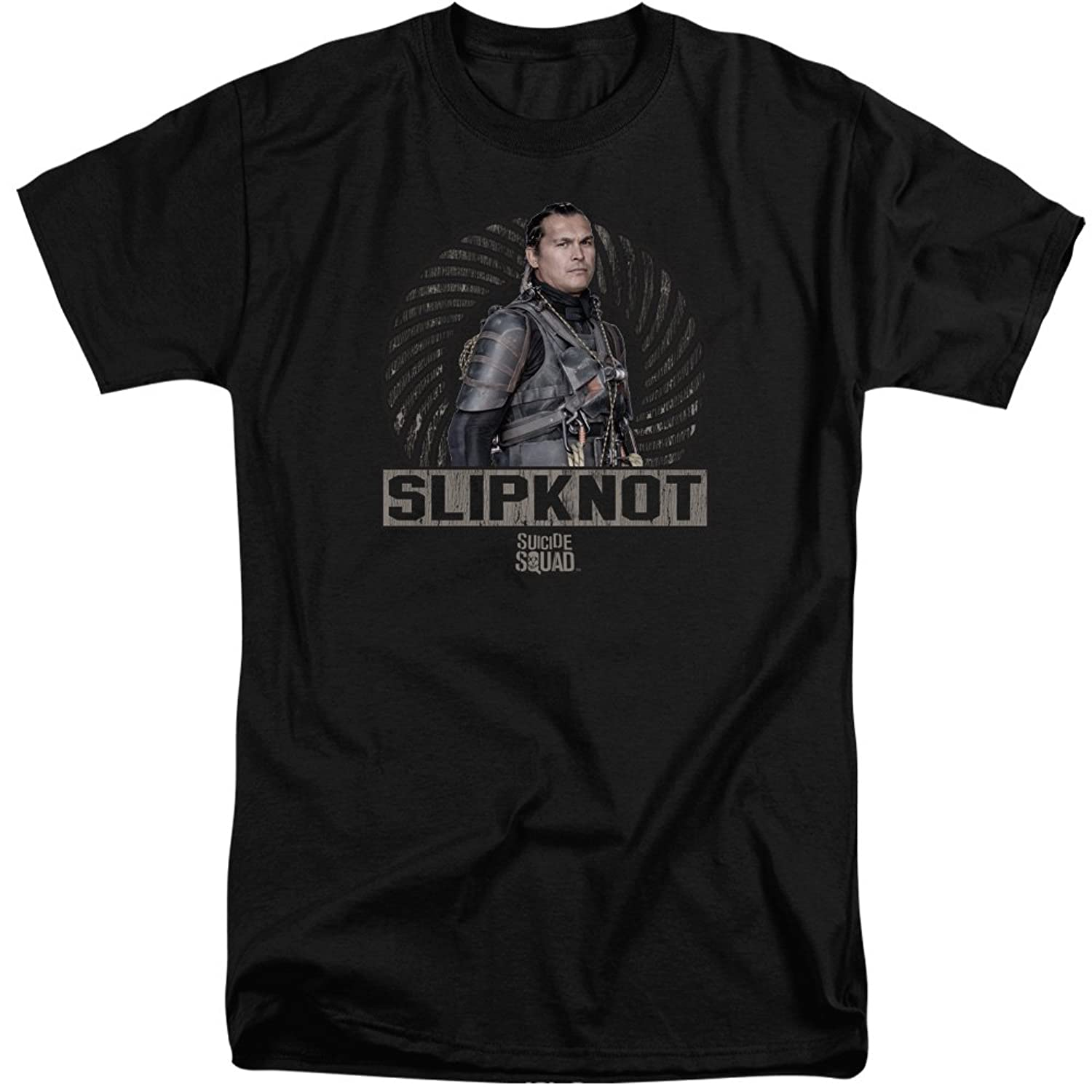 Suicide Squad Men's Slipknot Rope Tall T-Shirt