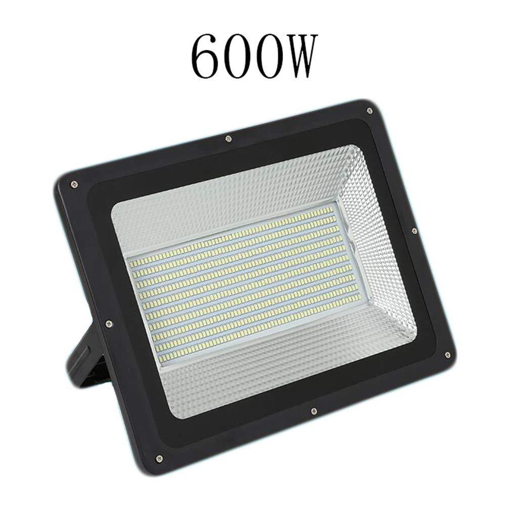Csndice Home LED Faretto Da Esterno,Lampada Di Sicurezza Per Cantieri Edili A Proiezione Ad Alta Potenza IP65 66 (dimensioni   600W)
