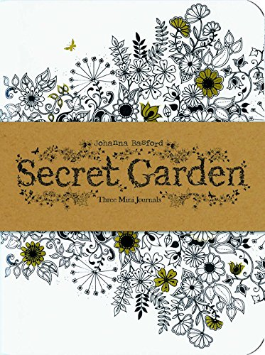 (Secret Garden: Three Mini Journals )