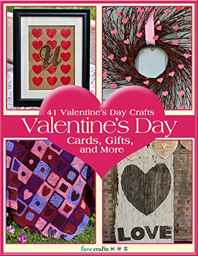 41 Valentine's Day Crafts:  Valentine's Day Cards, Gifts, and More by [Publishing, Prime]