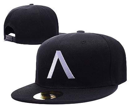 amazon com xinmen axwell ingrosso logo adjustable snapback
