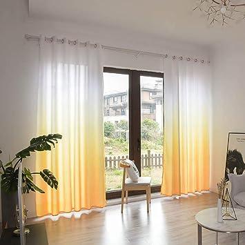 Amazon.de: DIKHBJWQ Scheibengardine Weiß Schlafzimmer Lampen ...