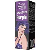 Yama Tonalizante Fashion, Roxo (Purple V.01), 120g