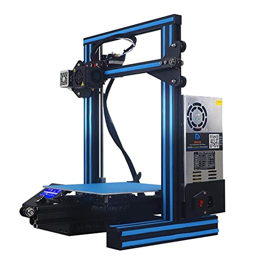 XHZ-Z Impresora 3D Doméstica FDM, ± 0.1mm Fallo De Alimentación ...
