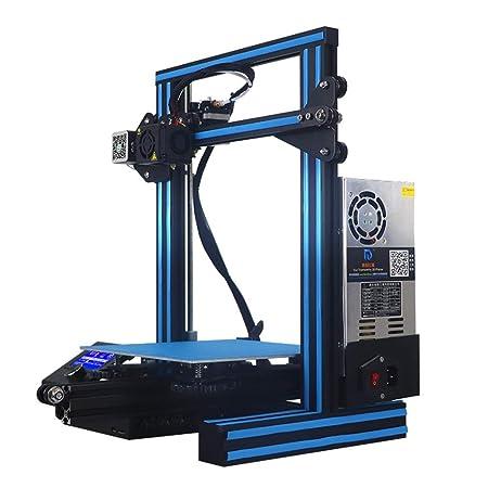 DM-DYJ Impresora 3D Doméstica FDM, ± 0.1mm Fallo De Alimentación ...