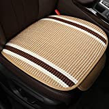 Lqqzq Cushion Car Seat Cushion, Universal Cool Ice Silk Car Seat Four Seasons Comfortable Breathable Protection Office Chair Car Seat Cushion (Color : C)