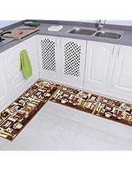 Amazon Com Kitchen Rugs Home Amp Kitchen