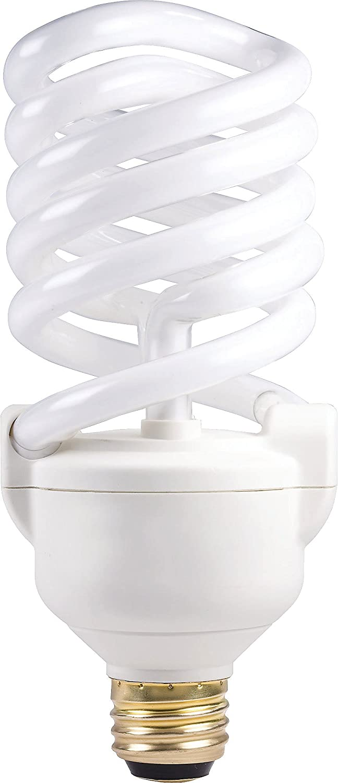 Philips 211938 11/23/34W 50/100/150-watt 2700K 3-Way Twister CFL Light Bulb